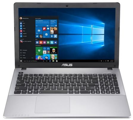 Notebook ASUS X550ZE
